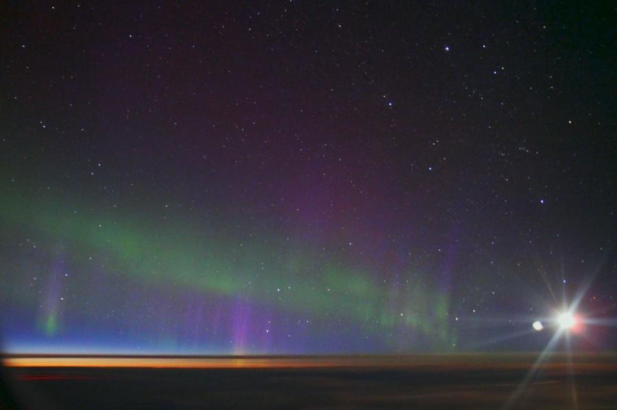 Avión Aurora Medios