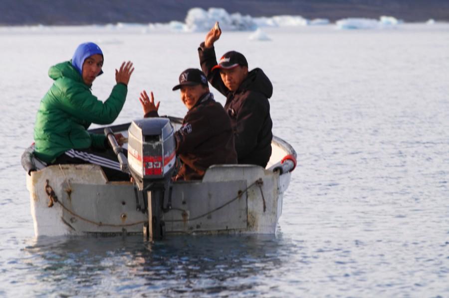 Inuit pesqueros