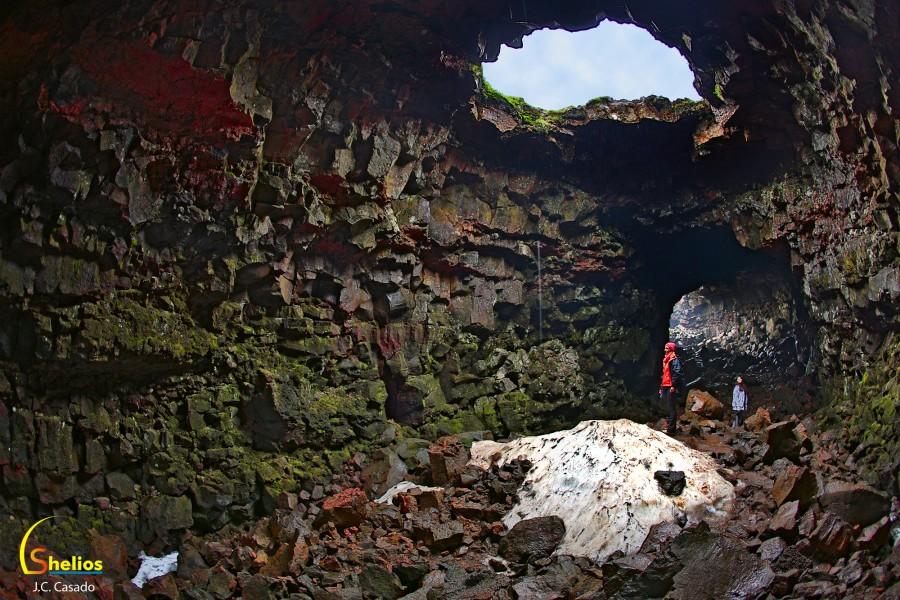 Cueva de Raufarhólshellir